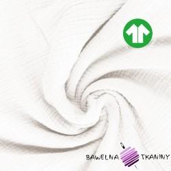 Muslin Double gauze cotton (White)