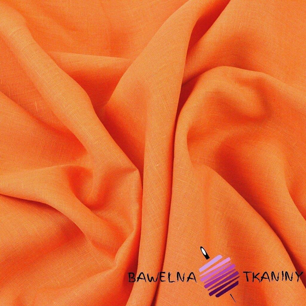 Clothing Linen - orange 125g