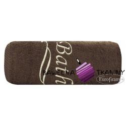 Ręcznik Bath 50x90 brązowy