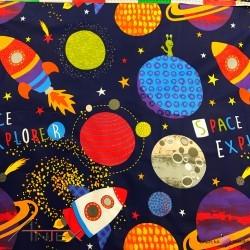Bawełna kosmos duży