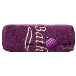 Imagén: Rêcznik Bath 70x140 ¶liwka