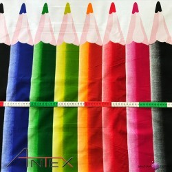 Bawełna kolorowe ołówki