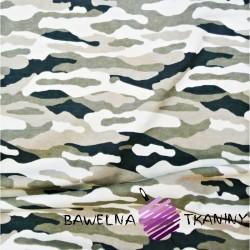 Knitwear sands camouflage