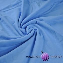 Flanela niebieska