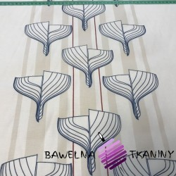Curtain Fabric Funnels