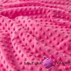 Minky Premium pink
