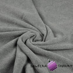 Premium gray melange Fleece