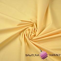 Bawełna gładka brzoskwinia 220cm
