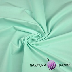 Cotton plain mint
