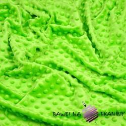 Minky Premium Jasny zielony (Jasmine Green)