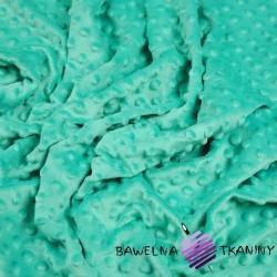 Minky Premium Turquoise (Turquoise)