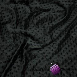 Minky Premium Czarny (Black)