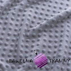 Minky Premium 270g/m2 - Dappley gray