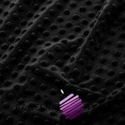 Minky Premium cienkie - Czarny
