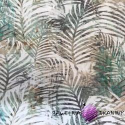 Curtain Fabric flowers 30
