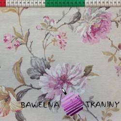 Curtain Fabric flowers 13