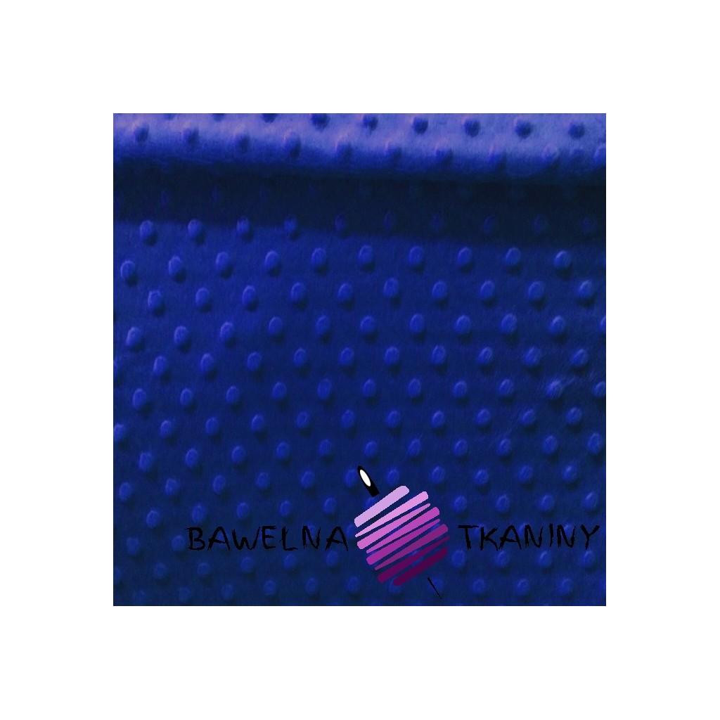 Minky szafirowy 10