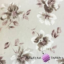Curtain Fabric flowers 8