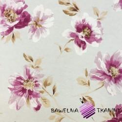 Curtain Fabric flowers 18