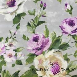 Curtain Fabric flowers 20