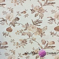 Curtain Fabric flowers 21