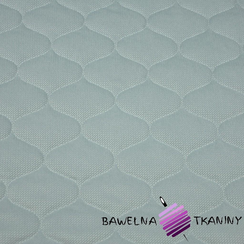 velvet gray quilted in diamonds