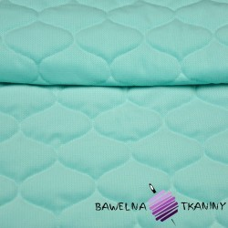 velvet mint quilted in tops