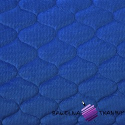 velvet sapphire quilted in tops