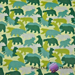 Cotton green bears