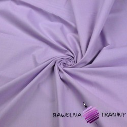 Plain cotton coffe lavender 220cm
