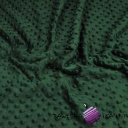 Minky Grube 380g/m2 zielony butelkowy