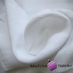 Tetra bawełniana biała