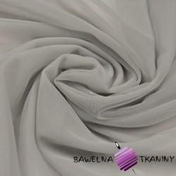 Chiffon fabric - gray