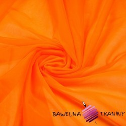Chiffon fabric - orange