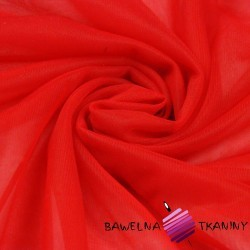 Chiffon fabric - red