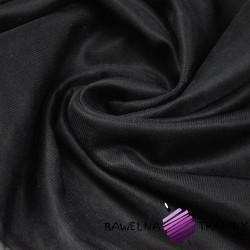 Chiffon fabric - black