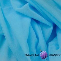 Chiffon fabric - blue