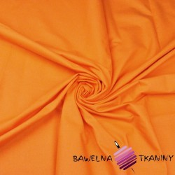 Cotton Plain orange