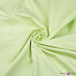 Plain cotton pistachio 12