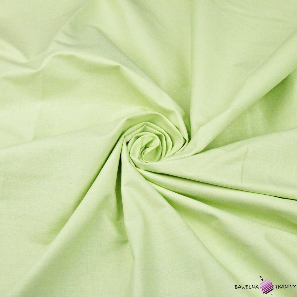 Plain cotton pistachio 12