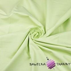 Bawełna gładka pistacjowa 12