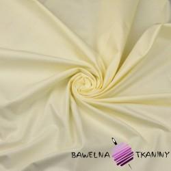 Bawełna gładka wanilia 4