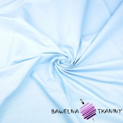 Cotton Plain sky blue 10