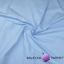 Cotton Plain blue 11