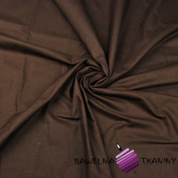 Cotton Plain dark brown
