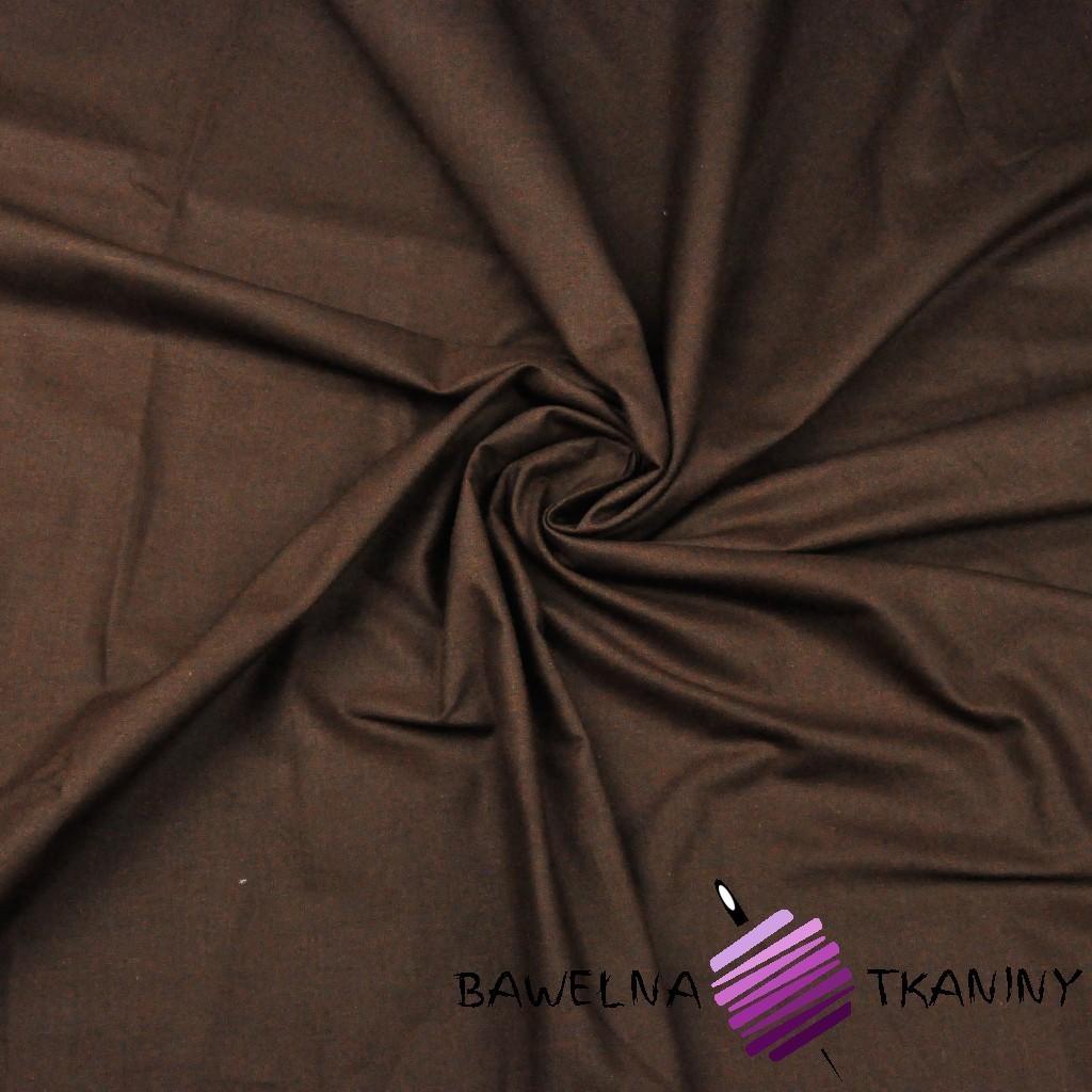 Cotton Plain dark brown