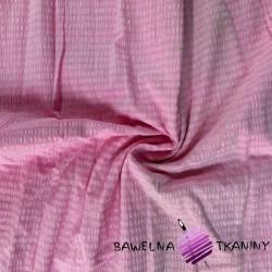 Kora bawełniana różowa