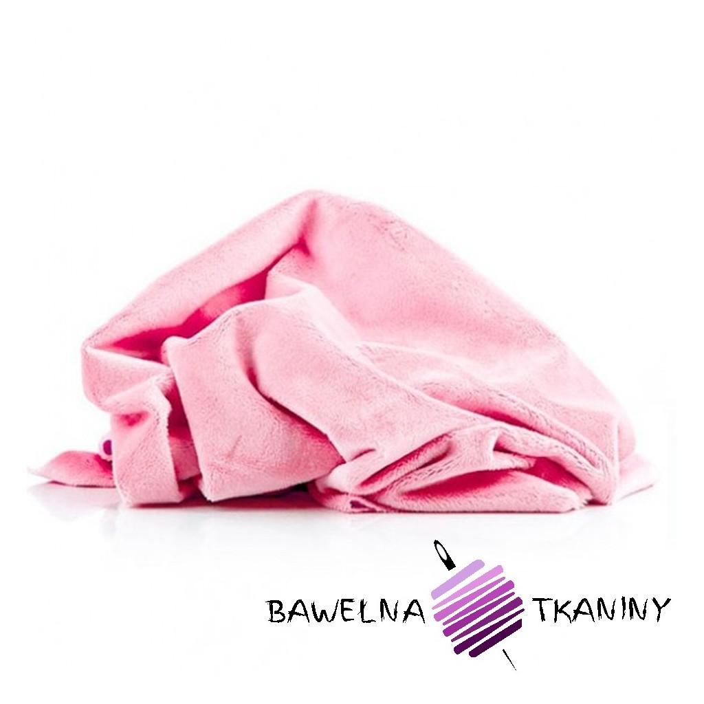 Minky smooth Premium powder pink (Blushing Bride)
