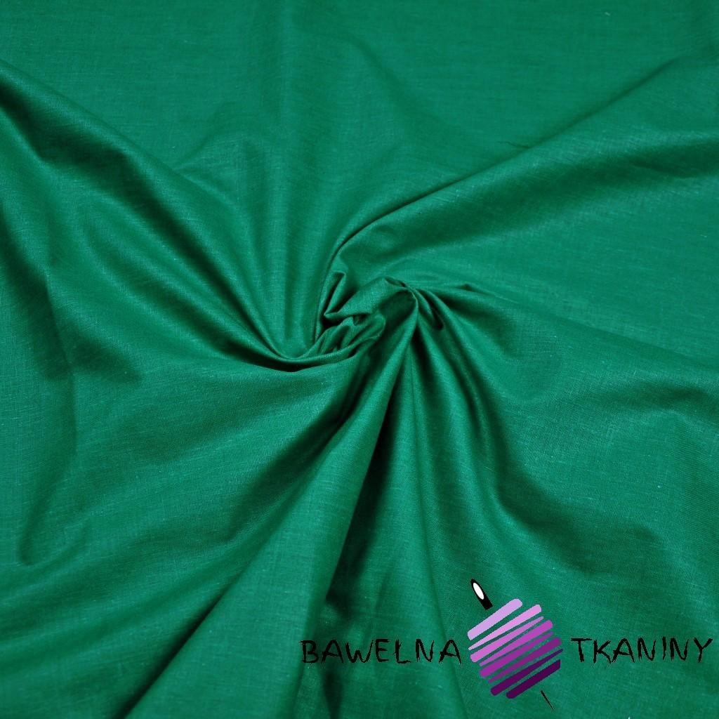 Bawełna gładka zieleń chirurgiczna