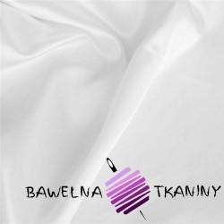 SATYNA bawełniana biała Premium 300cm